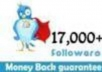 increase 20000 Damquick speedy twitter followers add to your account just 5 hours without needing pass super express delivery