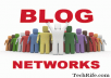 create a network of 6 blogspots with 30 blogposts+linkwheel submission+submit your website or blog link to over 3000 high-quality backlinks,directories and search engines+20tweets & fb page promotion
