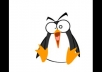 create 500 google PENGUIN friendly backlinks with high diversity to boost serp