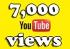 get You Fast 20000+ YOUTUBE Views In 24 hour Special Deal Ever