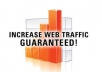 send 250,000 real visitors to your website 