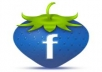 Give You 170+30 Facebook Picture Likes/FB Post Likes 100% Real Without Using Any Robotic Software only