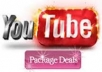 give you 50,000+ Youtube Views, 50 + likes, 50+ subscribers, 10+ favorites to your Youtube Video only