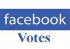 give you 200 real likes or votes to your facebook contest