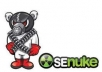 use SEnuke to create over 1200 Top Quality Backlinks on High Page Rank Sites