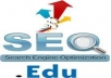 create 10 PR4+ EDU Backlinks and another 100 PR4+ lnks