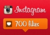 get you 700+ Instagram picture likes extremely fast without password  within 12 hours