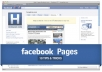 give you a Facebook Fan Page Complete Business Kit