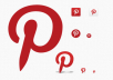 give you minimum 200+200 active Pinterest follower without password only