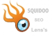 create a Squidoo Lens (unique, seo friendly, 300+ words, atleast 4 modules)