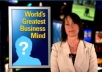 create a CNN Style NeWS Broadcast Video featuring You as Worlds GReATEST BUSiNESS MiND