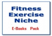 give you 5 PLR ebooks about bodybuilding and fitness
