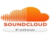 give you 100% real 50 soundcloud followers