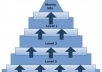 create a DOUBLE link pyramid structure using High Pr sites blog comments and more