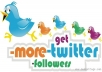 Add Twitter Follower 10000 or 9000 or 8000 or 7000 or 6000 or 10K or 9K or 8k or 7k or 6k Without Need Of Your Password Or Admin Acess With Real and Active Looking Users