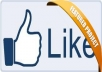 Get u Real 250++ FACEBOOK Fan Page Likes without password