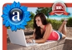 post 5 Amazing reviews on Alexa for your website or blog listing for Higher Ranking and SEO Boost