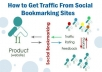 Create 500+ Social Bookmarking with Web 2.0 and Get Your Site Rank on Google