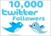 Increase 10,000 Real Looking Follower on Your Twitter Profile within 24hrs
