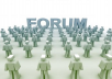 give you a 100,000+ Forum List