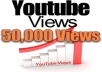 give you 50,000+ views for your video just