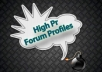 create 22 Panda Penguin Friendly Forum Profile Links