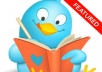 get u 5000 twitter FOLLOWERS (instantly)