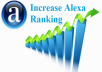 improve your Alexa Ranking by atleast a Million steps