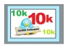 add 10000+ real ACTIVE twitter followers to your account without your admin access within 12 hours