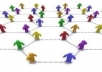 create a 6000 backlink pyramid to your site