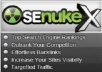 use SEnuke X to create over ★1250★ Top Quality Backlinks on High Page Rank Sites ★Buy 5 Get 1 Free★