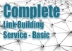 do Complete LINK BUILDING