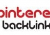make 155 Pinterest Backlinks, 150 Incoming from PR7 Domain Best Social Media Signals to Boost Google Rankings and Traffic, Social Signals