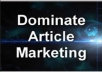 spin and submit your original article to over 1300 articles directories sites