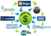 Provide Drip Feed Link Pyramid Services Using 30+ Web2.0 sites  Google Penguin Panda Safe