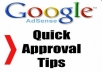 Give You Simple Method E-Book to Get Approved by Google Adsense Account in 24hr