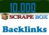 create 10000 Blog Comments +110 Social Bookmarks +Ping 