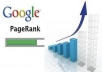create 500 HIGH PR BACKLINKS PR 1-5