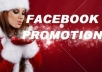 promote Your Sites/Photo To 25000 FACEBOOK Friends to Explode Your Sites Traffic Overnight