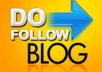 Provide Manual Highpr Quality backlinks  50 PR4 , 50 PR3 DOFOLLOW Blog Comment Actual PR3 , PR4