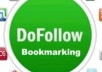 post you 1000 Dofollow Social Bookmarks which will Increase your SERP Rankings Guaranteed