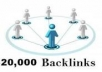 provide 20000 Instant SEO backlinks for your Website using scrapebox and Bonus within 3 days