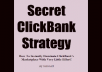 clickbank money making secrets 