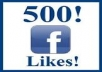 give you 100 facebook real like on any facebook page