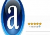 write a Professional 5 STAR Review about your Website at Alexa using My Established Account within 24 hours