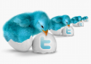 Get you 10000+++ TWITTER FOLLOWERs Without Need Of Your Password Or Admin Acess With Real and Active Looking User