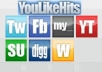 make you YOULIKEHITS account with 5500+ points this points worth 50$ -No bot GUARANTEED