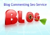 build up your site with an Exciting Links to Get place at top notch{50 000 Blog comments}