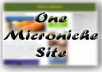 create a micro niche site, complete with four 500-word unique articles, and researched for high CPC and search volume as well as low competition
