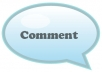 add 100 comments to your blog